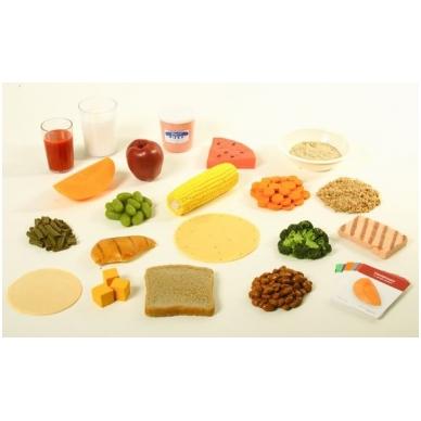 """""""Maitinkis sveikai"""" dirbtinio maisto rinkinys (20 vnt.)"""