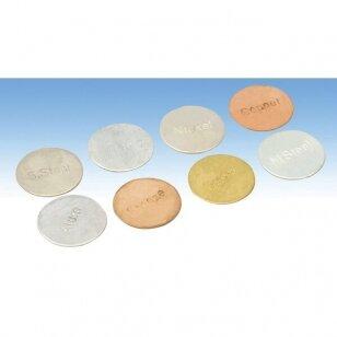 Metalinių diskų rinkinys
