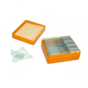 Mikroskopinių preparatų rinkinys