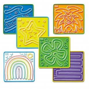 """,,Mindful"""" labirintų rinkinys"""
