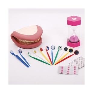 Mokomasis dantų priežiūros rinkinys