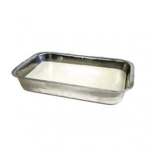 Aliuminio preparavimo indas su vašku