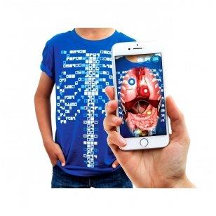 Papildytos realybės marškinėliai
