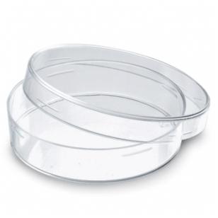 Petri lėkštelės, 15 vnt. (55x15 mm)