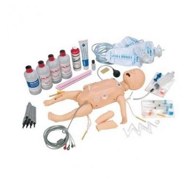 Pilno kūno kūdikio manekenas PALS