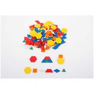 Plastikinės raštų detalės - Pk250