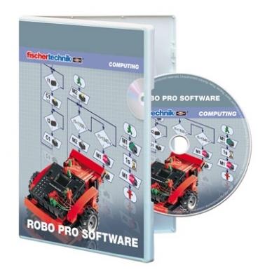 Programinė įranga ROBO PRO