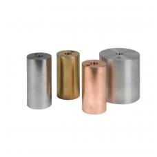 Rinkinys 4 metalų kalorimetro blokai