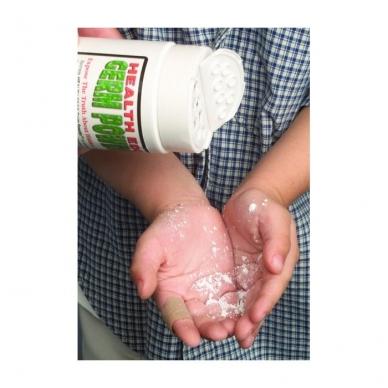 Rinkinys: mikroorganizmų milteliai, UV žibintuvėlis 2