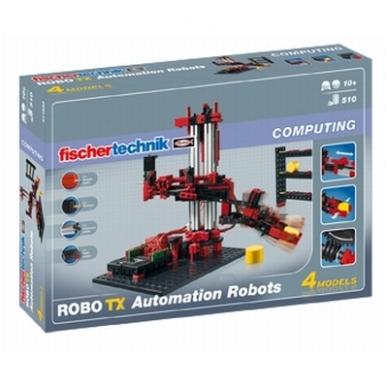 Robotas Robo TX Automation
