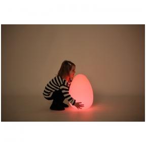 Sensorinė šviečianti kiaušinio forma