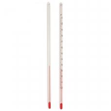 Stiklinis termometras (nuo -10 iki +110°C), 1 vnt.
