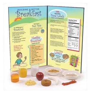 """Stendas """"Pasigamink sveikesnius pusryčius"""""""