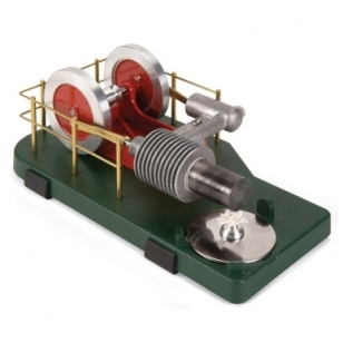 Stirlingo variklis, paprastasis