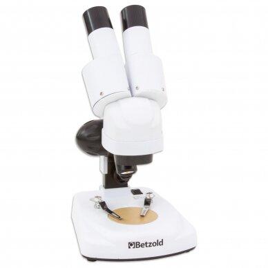 Stereo mikroskopas