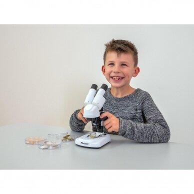 Stereo mikroskopas 3