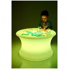 Šviesos sensorinis stalas (be priedų)