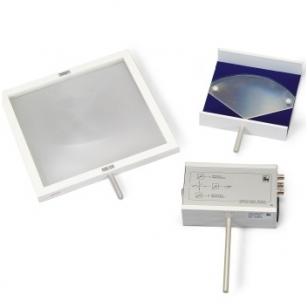 Šviesos greičio matuoklis (230 V, 50/60 Hz)