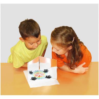 Šviesos ir garso eksperimentų rinkinys 4-7 metų amžiaus vaikams 3
