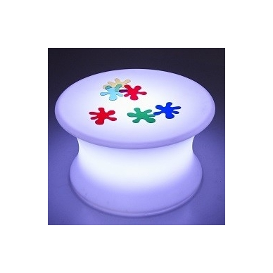 Šviesos sensorinis stalas (be priedų) 2