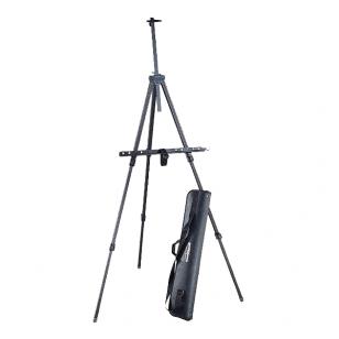 Teleskopinis stovas - molbertas (mažai lentai)