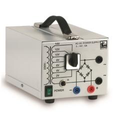 Transformatorius 2/4/6/8/10/12/14 V, 5 A (230 V, 50/60 Hz)