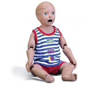 Vaiko priežiūros manekenas (atitinka 1metų vaiką)