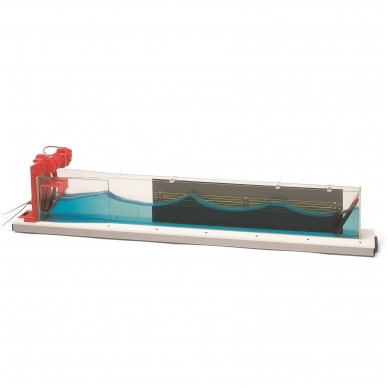 Vandens bangų simuliatorius