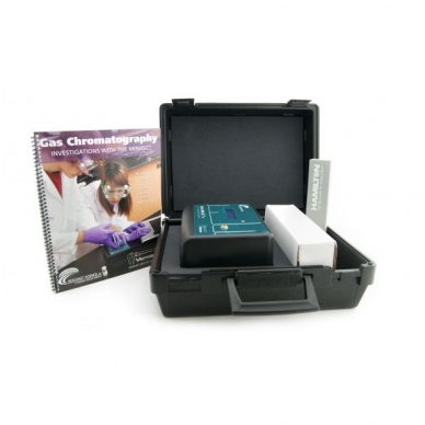 Vernier Mini GC Plus chromatografas 2