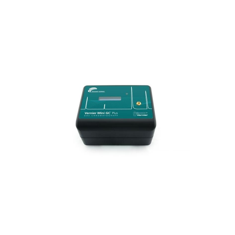 Vernier Mini GC Plus chromatografas