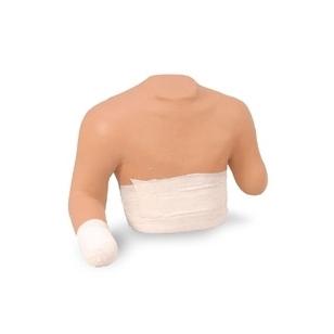 Viršutinės kūno dalies bintavimo simuliatorius