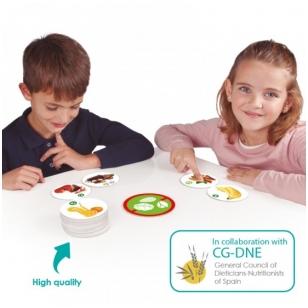Žaidimas apie alergenus ir maisto netoleravimą