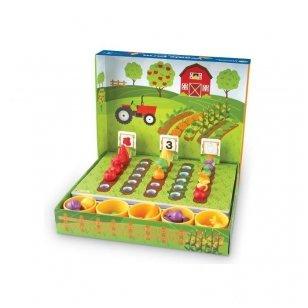 """Žaidimas ,,Daržovių ūkis"""""""