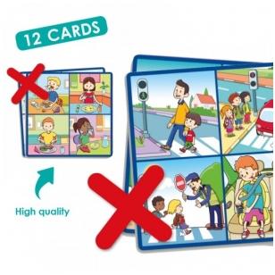 """Žaidimas ,,Pozityvus mąstymas: prieraišumas, sveikata ir sauga"""""""