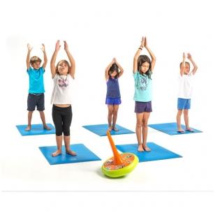 """Žaidimas - vilkelis pagrįstas ,,Mindfulness"""" metodika"""