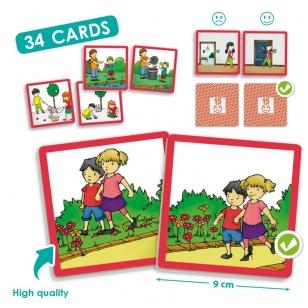 """Žaidimų kortelės ,,Tinkamas elgesys: aplinka"""""""