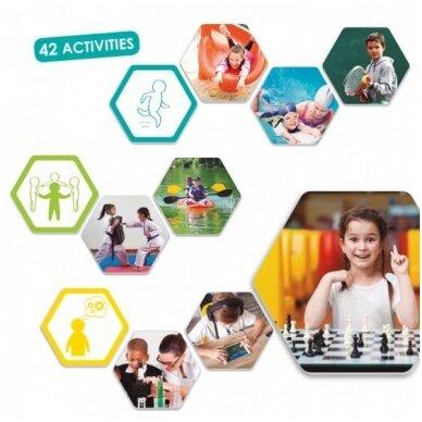 """Žaidimas ,,Naujosios technologijos: atrask veiklų balansą"""" 3"""