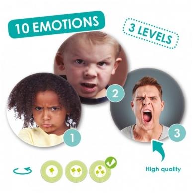 """Žaidimų kortelės ,,Identifikuokime ir valdykime emocijas"""" 4"""