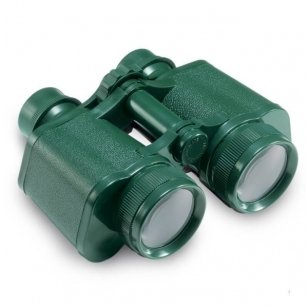 Žiūronai Special, 40 mm objektyvo skersmuo, žali