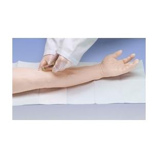 Žmogaus rankos simuliatorius injekcijoms